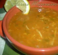 cuisine marocaine harira la soupe marocaine harira marocaine le cuisine de samar