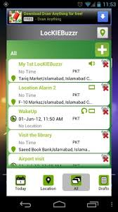 android reminders lockiebuzzr location based reminders with multimedia notes android