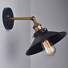 Industrial Wall Sconce Lighting Kiven Industrial Wall Sconce Edison Vintage Wall Light Antique