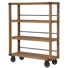 Industrial Shelving Unit by Industrial Wheeled Shelving Unit Shelving Industrial And Interiors