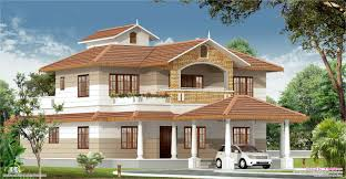 Green Home Design Kerala Beautiful 2 Storey House Design By Green Homes Thriuvalla Latest