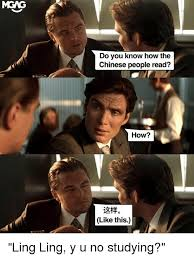 Chinese People Meme - mgag do you know how the chinese people read how 这样 like this