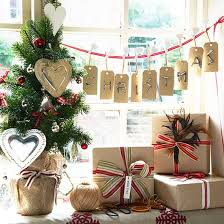 Decorating Ideas For Country Homes Country Christmas Decorating Ideas