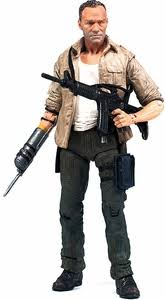 mcfarlane toys the walking dead merle dixon bayonet