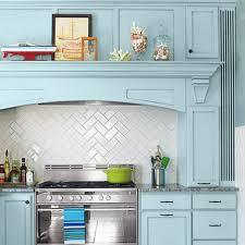 ceramic subway tiles for kitchen backsplash 35 beautiful kitchen backsplash ideas blue cabinets subway tile