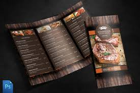 menu templates to download