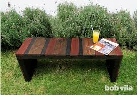 15 easy to make diy benches for your outdoor spaces gardenoholic
