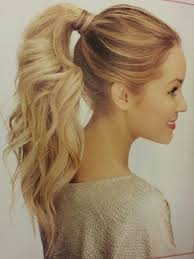 ponytail shag diy haircut cute easy ponytail ideas summer and fall hairstyles for long
