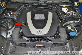mercedes benz w204 coolant flush and replacement 2008 2014