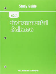 holt environmental science study guide karen arms 9780030931123