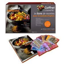 fnac livres cuisine la cuisine indienne facile livre 12 épices coffret kirane