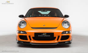 porsche gt3 rs orange used 2006 porsche 911 gt3 997 gt3 rs for sale in guildford