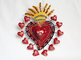 m folk mexican tin hearts lessons tes teach