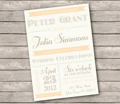 Create Marriage Invitation Card Online Free Impressive Country Chic Wedding Invitations Theruntime Com
