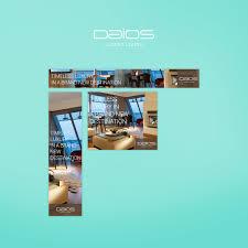 dimension web u0026 graphic design portfolio daios luxury living web