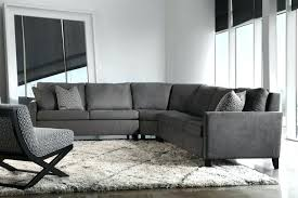 Charcoal Sectional Sofa Apartment Size Sofas And Sectionals Sofa Charcoal Grey Sectional