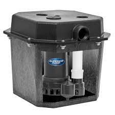 superior pump 92072 1 3 hp pre assembled submersible remote sink