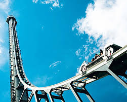 top 10 theme park rides