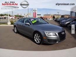 audi for sale michigan used audi a7 for sale in michigan center mi 3 used a7 listings