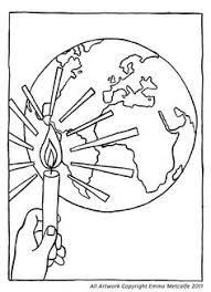 I Am The Light Of The World Coloring Page Vbs Pinterest Light Coloring Page