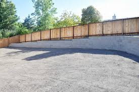retaining wall with capstones ajb landscaping u0026 fence