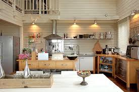 cuisine lambris décoration cuisine lambris