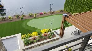artificial turf in seattle bellevue issaquah synthetic lawn