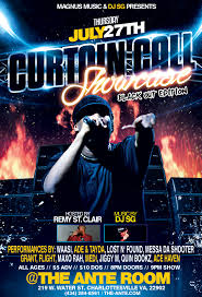 Curtain Call Album Curtain Call Hip Hop Showcase Blackout Edition Magnus Music