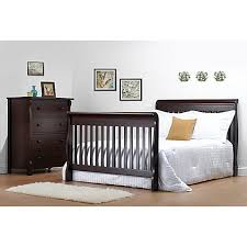 Sorelle Tuscany 4 In 1 Convertible Crib And Changer Combo Sorelle Tuscany Size Bed Rails In Cherry Bed Bath Beyond