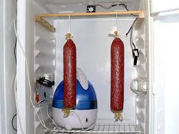 Meat Curing Cabinet Genoa Salami Local Food Heroes