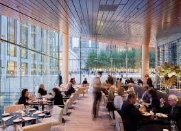 Green Kitchen Restaurant New York Ny - hypar pavilion at lincoln center inhabitat u2013 green design
