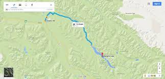 Jasper National Park Canada Map by The Colors Of Maligne Lake Leawalkerblog