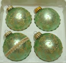 pastel ornaments collection on ebay