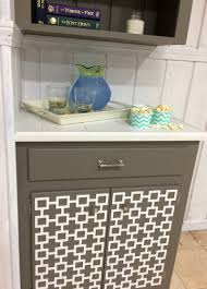 Updating Cabinet Doors by Real Girl U0027s Realm How To Update Old Cabinet Doors Cut And Paste