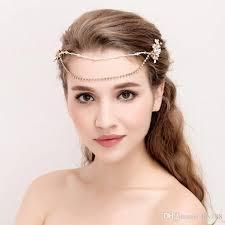 forehead headbands 2017 new bohemia vintage gold women s headband forehead hair