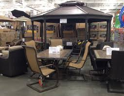 Costco Patio Furniture Dining Sets Home Design Appealing Patio Dining Sets Costco Uk Chairs Luxury
