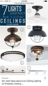 ceiling lights for low ceilings ceiling lights high style for low ceilings semi flush ceiling