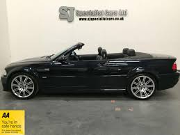 used 2004 bmw e46 m3 00 06 m3 for sale in wigan pistonheads