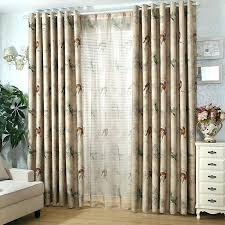 vintage bedroom curtains vintage country curtains vintage birds print country curtains for