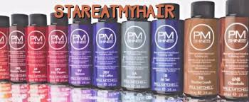 what demi permanent hair color is good for african american hair paul mitchell pm shines demi permanent hair color 3rb chocolate