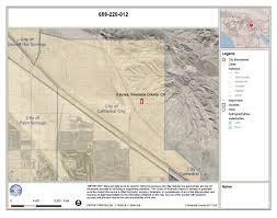 City Of Riverside Zoning Map Cathedral City U2013 Riverside County 15min From Palm Springs U2013 5