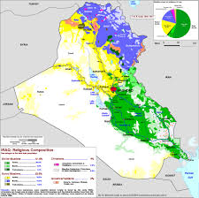 Kurdistan Map Feyli Ethnic Geography