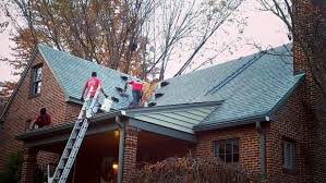 A Roofing Contractor Estimates by A Roofing Contractor Estimates That He Can Shingle