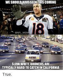 Bronco Meme - 25 best memes about slow white bronco slow white bronco memes