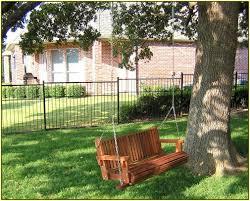tree swing seat home design ideas