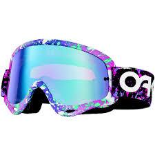 girls motocross gear oakley mx o frame factory splatter dirt eyewear 60 gift