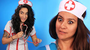 nurses review u201cnurse u201d costumes youtube