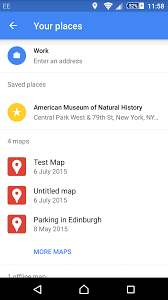Save A Route In Google Maps by Google Maps 15 Helpful Tips And Tricks Page 2 Digital Trends