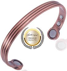magnetic bracelet with copper images Earth therapy pure copper magnetic tennis bracelet jpg