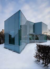 Glass And Concrete House by Glass And Concrete H House By Wiel Arets Architects Caandesign